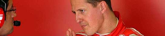 Schumacher sustituirá a Massa en Ferrari