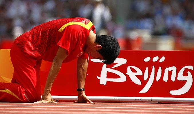 Atleta cansado (18/8/2008)
