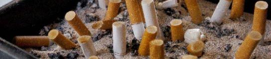 El humo que libera el cigarrillo perjudica más que el que inhala el fumador  (Imagen: ARCHIVO)