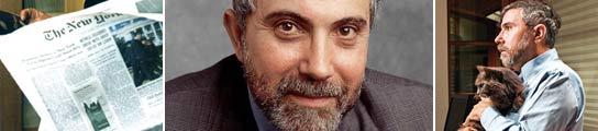 El estadounidense Paul Krugman gana el premio Nobel de Economia 2008