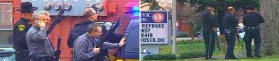 Al menos 12 muertos en un tiroteo en el estado de Nueva York, según una radio local  (Imagen: CNN)