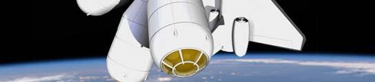 En 2012, de vacaciones al espacio  (Imagen: Galactic Suite)