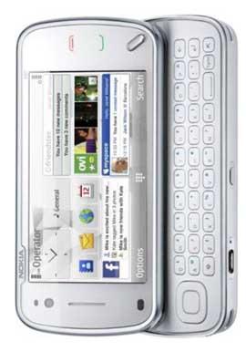 <p>Nokia N97.</p>