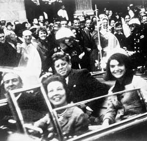 <p>JFK.</p>