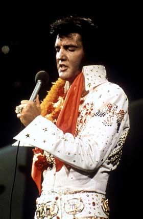 <p>Elvis Presley.</p>