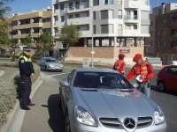 La Policía Foral y la Municipal de Tudela inician una campaña conjunta de seguridad vial