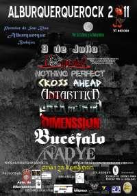 El grupo segoviano 'Excomunión' gana el concurso de maquetas del festival de rock de Alburquerque (Badajoz)
