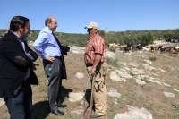 Diputación prestará apoyo al Ayuntamiento de Algarinejo en la puesta en valor del yacimiento de Villavieja