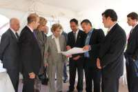 Daroca (Zaragoza) participa en el homenaje a su marqués Antonio Mingote en la Casa de Aragón de Madrid