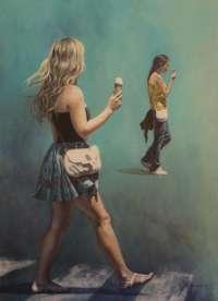 La pintura realista de Elena Montull, en la Sala CAI Barbasán