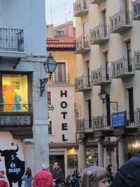 Los hoteles de la capital aragonesa son los segundos más baratos de las principales ciudades españolas