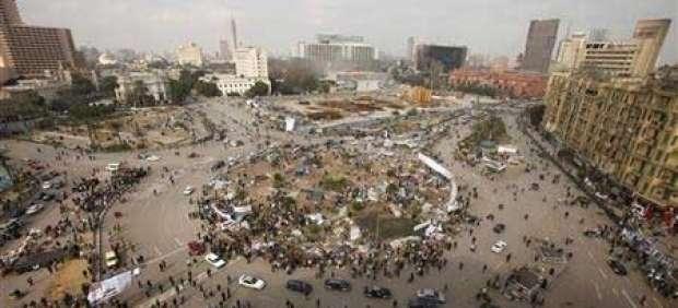 La plaza Tahrir tras las revueltas