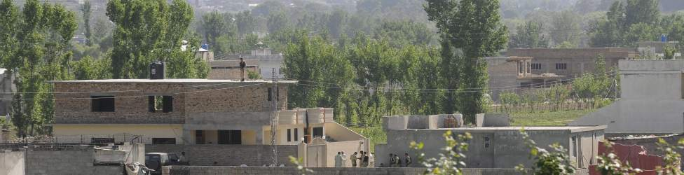 El fortín de Osama Bin Laden