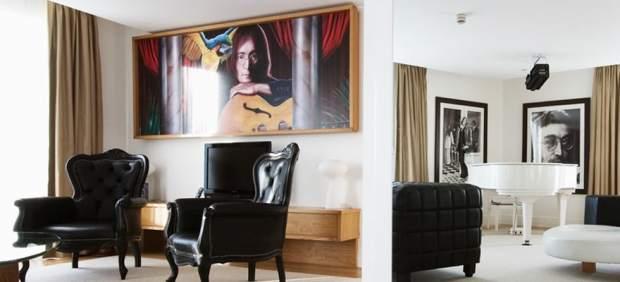 El hotel de los Beatles