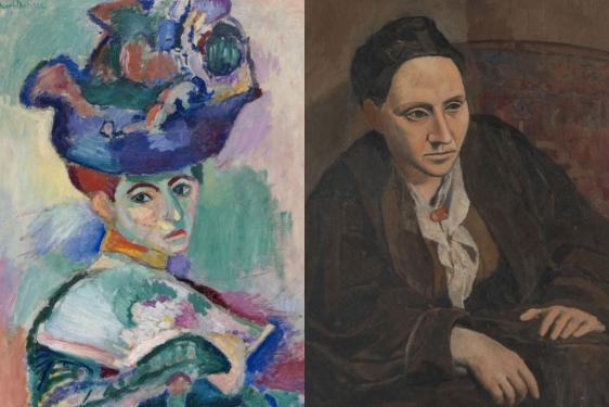 Resultado de imagen de Matisse Picasso