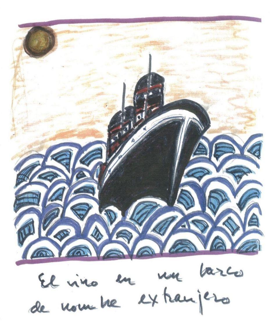 Dibujos Joaquín Sabina