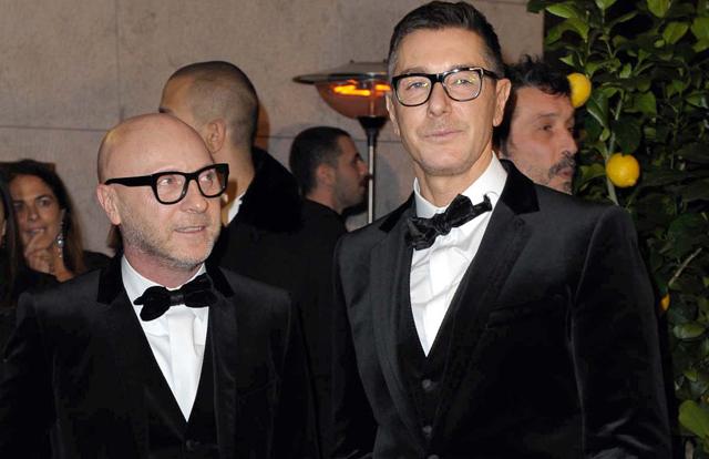 Resultado de imagen para Domenico Dolce y Stefano Gabbana