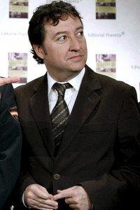 El ya exdirector de Comunicación del Ministerio del Interior, Alberto Gimeno, en Barcelona, el 7 de abril del 2009.