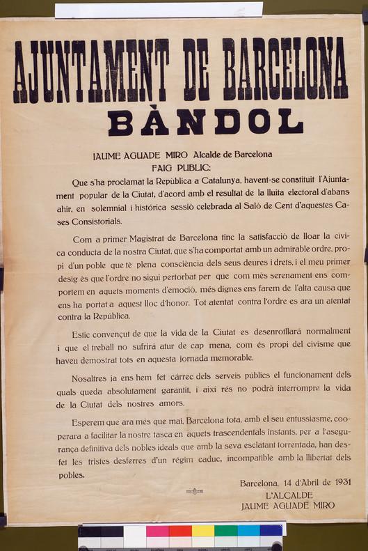 Segunda República: qué pasó el 14 de abril de 1931