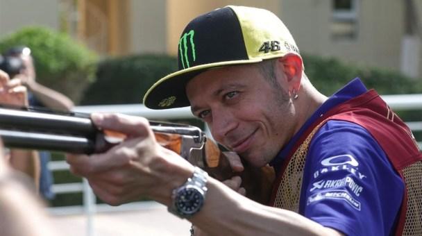 ¿A quién apunta Rossi?