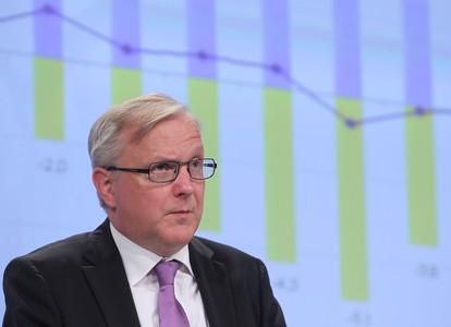 El comisario de Asuntos Económicos y Monetarios de la UE, Olli Rehn.