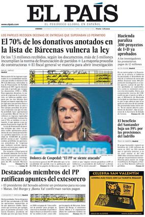 El País, 1-2-2013.