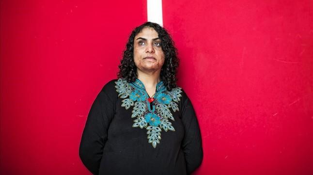 'Nadia', la noia que va enganyar els talibans