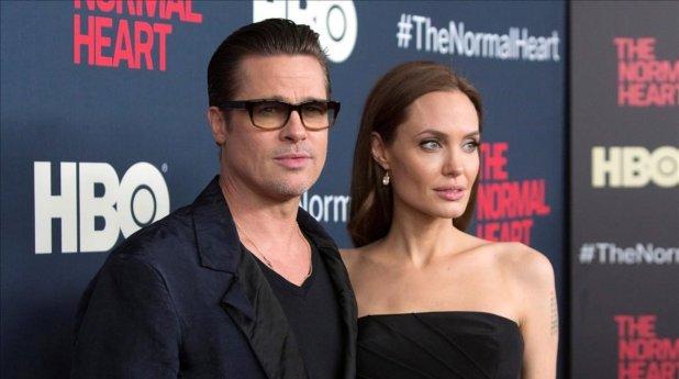 Angelina Jolie y Brad Pitt se reconcilian como familia