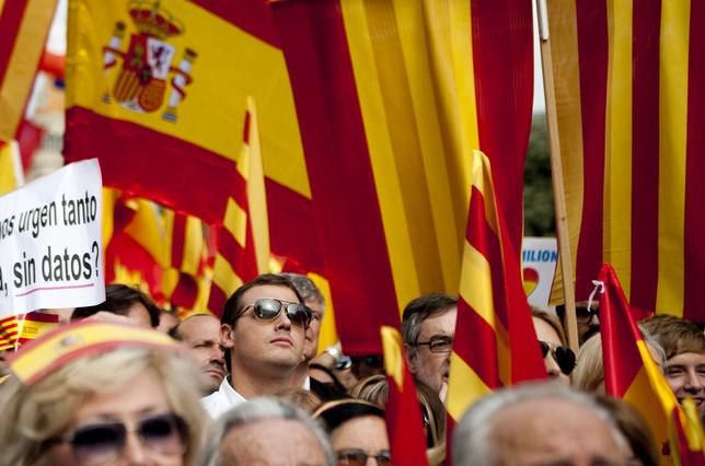 Resultat d'imatges de Rivera bandera España