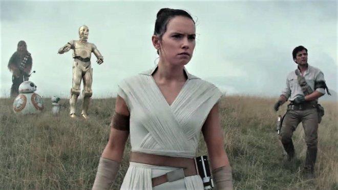 Star wars 9: The rise of Skywalker': el tráiler de la última película
