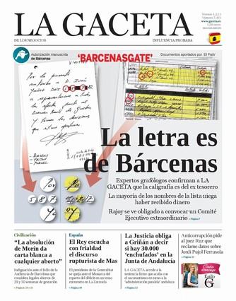 La Gaceta, 1-2-2013.