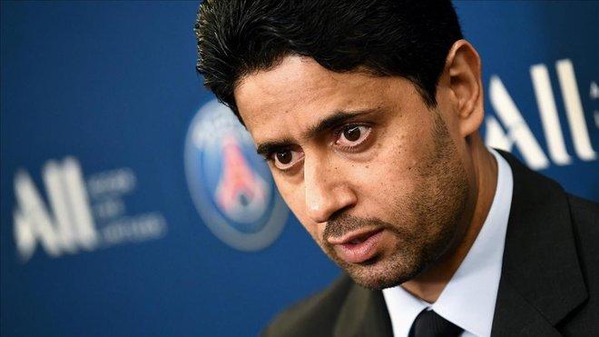 Imputat per corrupció l'amo del Paris Saint-Germain