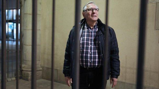 Lluís Torres: «És trist no poder acomiadar-me dels presos»