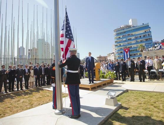 """Kerry: """"Una democracia genuina es la mejor opción para los cubanos"""""""