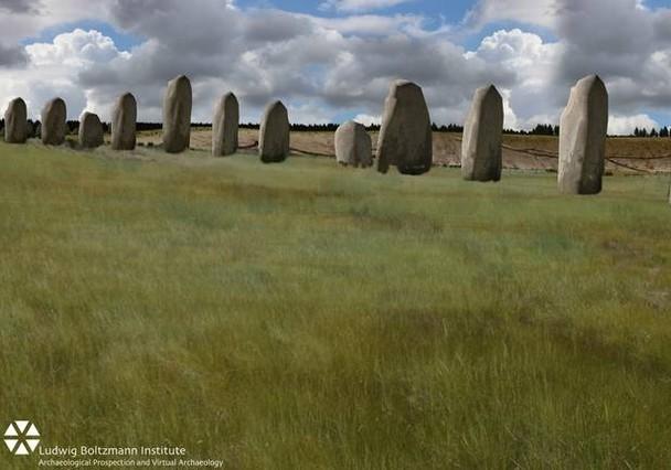 Bases subterraneas en el nuevo Stonehenge con Alberto Canosa en La Nit del Ornitorinc