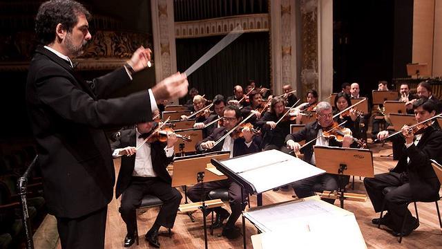 Secretaria de Cultura de SP demite 22 músicos da Orquestra do Theatro São Pedro. Foto: Divulgação / Theatro São Pedro (Crédito: )