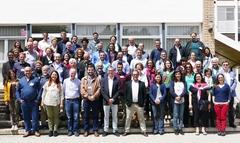 Reunión inicial del proyecto MedAID en Zaragoza acuicultura