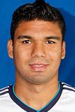 Состав Реал Мадрид 2013-2014 Касимиро Casimiro Полузащитник Номер 26