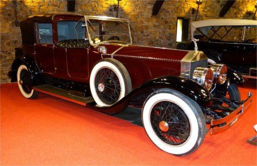 Los Rolls-Royce son ingleses, pero los mejores están en Bilbao