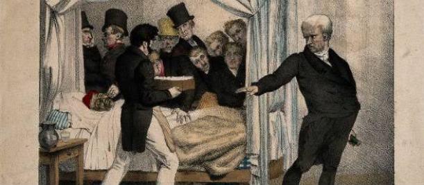 A lo largo de la Historia la humanidad se ha enfrentado a diversas epidemias.