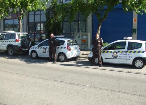 vigilantes de seguridad en madrid