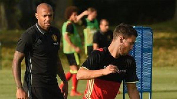 Henry trabajó con Hazard en la selección belga y ahora reconoce que le gustaría que ganara el Balón de Oro
