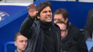 Antonio Conte dio las gracias a la afición y los jugadores del Chelsea