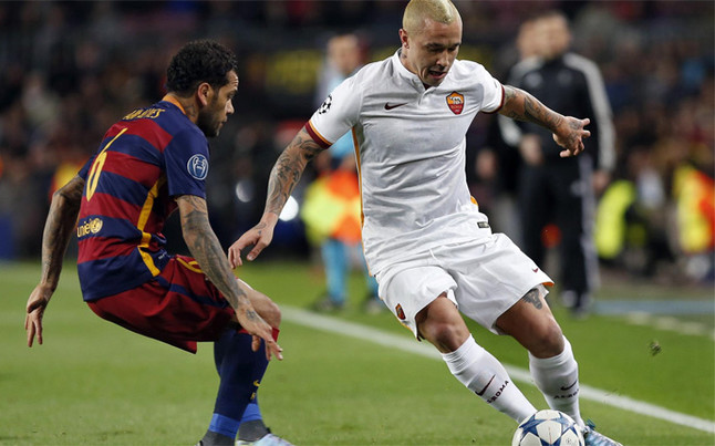 Dani Alves forced the card; will come 'clean' a round of Champions League