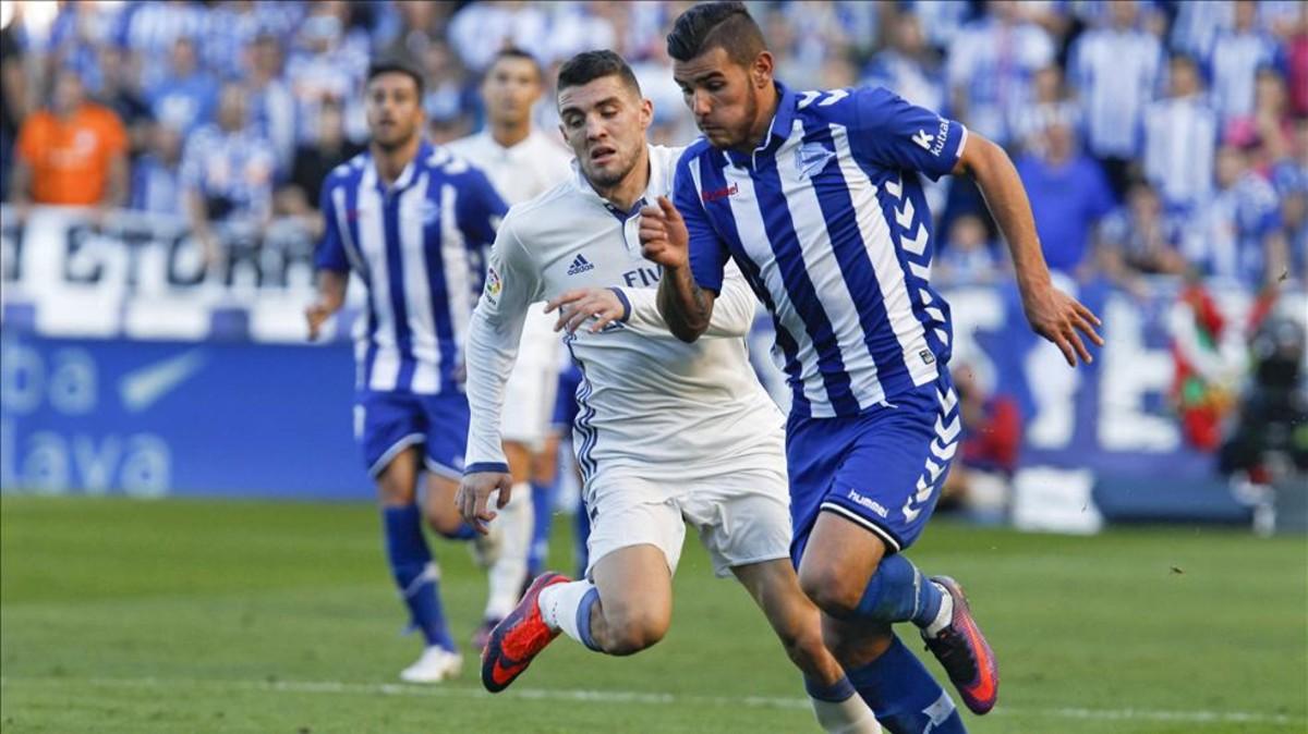 Ac milan boyong pelapis theo hernandez, sah jadi klub terboros liga italia. Theo Hernández Stats - Theo Hernández - 85 TOTGS Europa ...