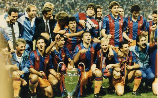 Image result for fc barcelona 1992