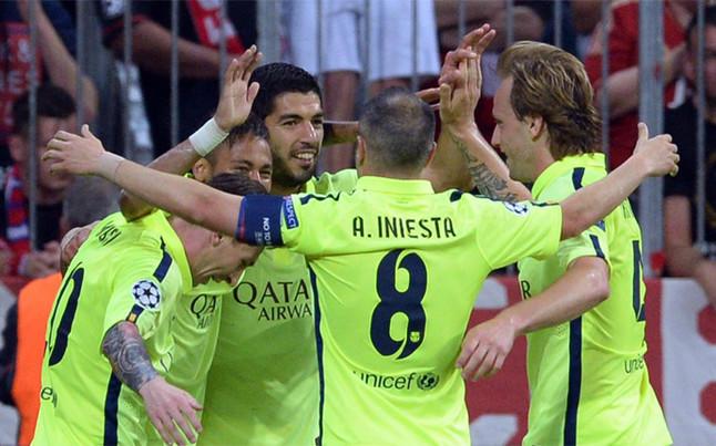 'Los 3 Tenores' dan el do de pecho en Múnich... ¡y el Barça, a la final de la Champions!