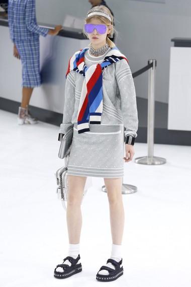 Chanel Primavera Verano 2016 - Foto 1