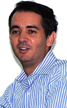 Pavel Vidal. | Archivo