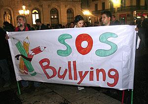 Manifestación de profes el 10 de noviembre de 2006